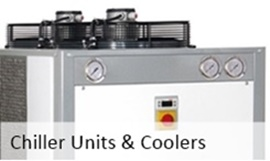 Industrial Water Chiller Units