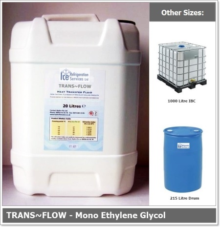 TRANS~FLOW - MONO ETHYLENE GLYCOL - Container
