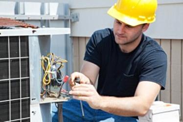 air conditioning installation engineer
